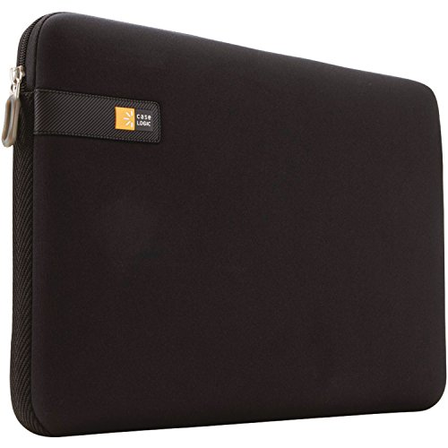Case Logic LAPS-111 10 – 11.6 -Inch Chromebook/Netbook Sleeve (Black)