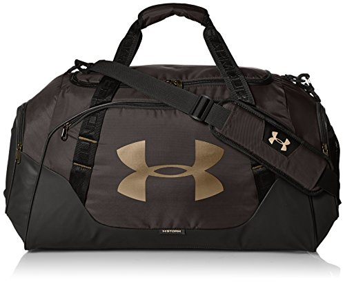 Under Armour Undeniable 3.0 Duffle, Black Full Heather (002),