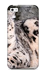 For Iphone 5c Case Protective Case For Snow Leopard Case