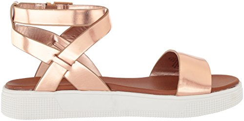 MIA Women's Calla Flat Sandal Rose Gold clearance looking for outlet for cheap sale genuine low cost for sale ECunFztCu