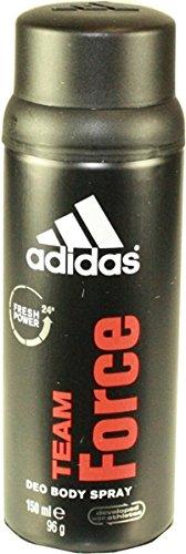 Adidas Adidas Team force Men Deodorant Spray, 5.07 Ounce (Body Deodorant Pulse Spray)