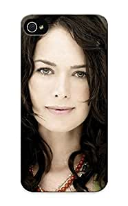 Anettewixom Rugged Skin Case Cover For Iphone 5/5s- Eco-friendly Packaging(lena Headey)