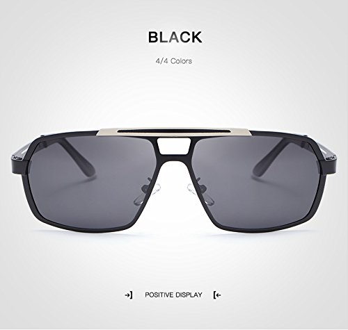 Moto Verres Golden Polarisant GP Cool Lunettes Hommes Black Cas Conduite Color Lunettes Soleil de Hommes Occasionnel Polarisés Si Gunes Yumeik avec Gozlogo C4qYxRdw4