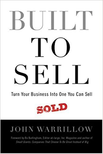 amazon built to sell turn your business into one you can sell