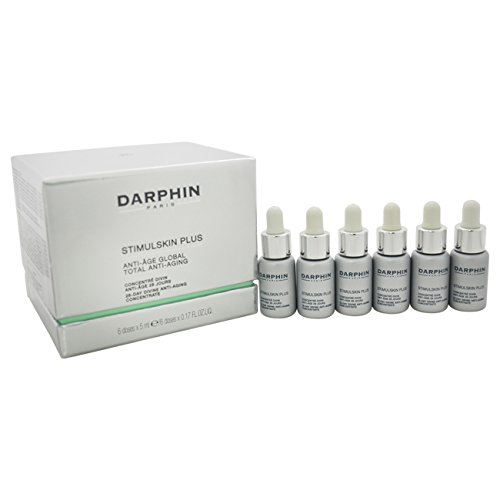 Darphin Stimulskin Plus 28 Day Divine Anti Aging Concentrate for Women, 0.17 ()