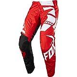 2018 Fox Racing Kids 180 Sayak Pants-Red-K4