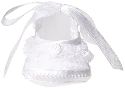 Pictures of Baby Deer 2280 Crib Shoe (Infant/Toddler) White 0.5 M US Infant 0.5 M US Infant 6