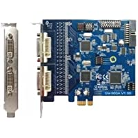 GEOVISION GV900-8 / GV900 8CHANNEL DVI TYPE PCI EXPRESS B CARD