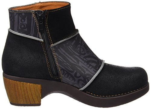 Art Zundert, Stivaletti Donna, Nero (Multi Black Box), 40 EU