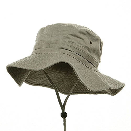 Fishing Hat (02)-Beige M (Cheap Bucket Hats)