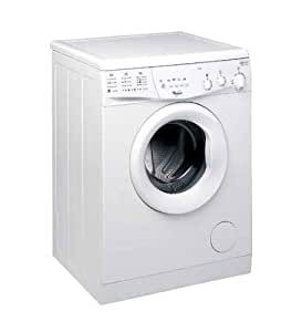 Whirlpool AWM 7100 Independiente Carga frontal 5kg 1000RPM A Color blanco - Lavadora (Independiente, Carga frontal, A, A, C, Color blanco)