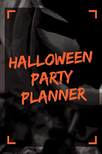 Halloween Party Planner: HAVE A FANG-TASTIC NIGHT!