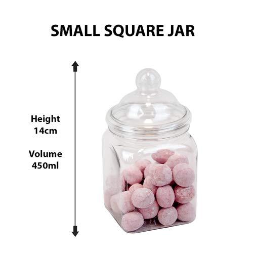 19/bocaux vintage style victorien Pick /& Mix Sweet Shop Candy Buffet kit Pack de f/ête