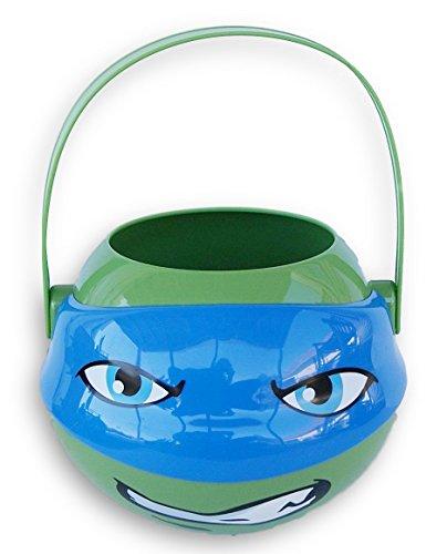 Teenage Mutant Ninja Turtles Easter Basket Halloween Bucket (Leonardo)]()