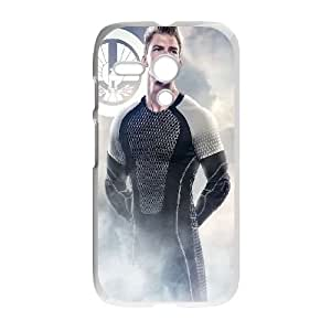 The Hunger Games Catching Fire Gloss Motorola G Cell Phone Case White Exquisite gift (SA_512544)