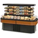 Federal Industries IMSS84SC-2 Specialty Display Island Self-Serve Refrigerated Merchandiser