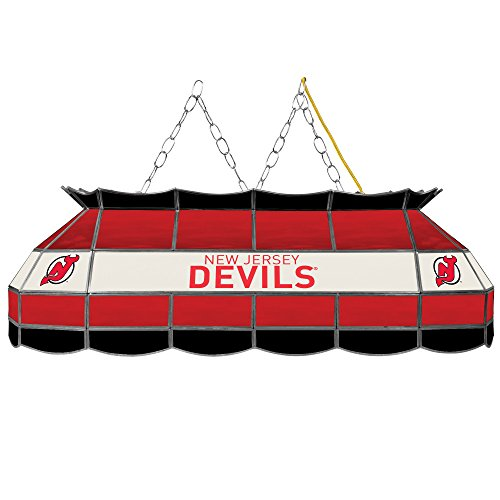 New Jersey Devils Pool Table, Devils Billiards Table