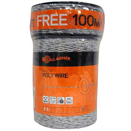 Gallagher Electric Fence Poly