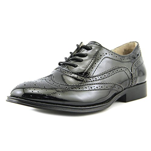 women oxford shoes leather - 3