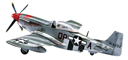 Hasegawa 1:32 Scale P-51D Mustang Model Kit ()