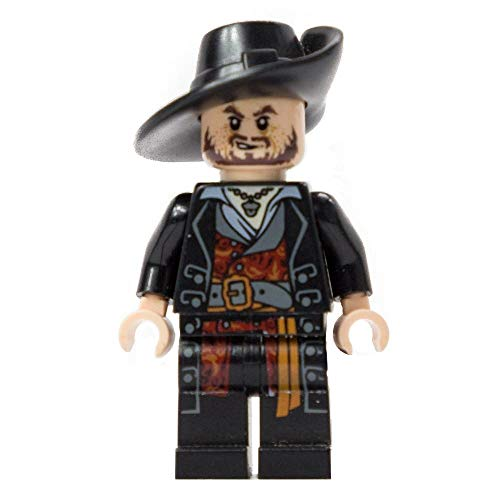 Minifigure LEGO Pirates the Caribbean Hector Barbossa -