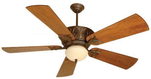 Craftmade K10272 Ceiling Fan Motor with Blades Included, 52