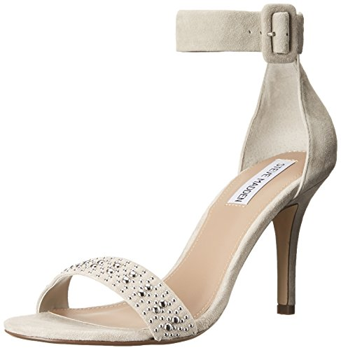 Steve Madden Women Canastel Dress Sandal Blush Suede