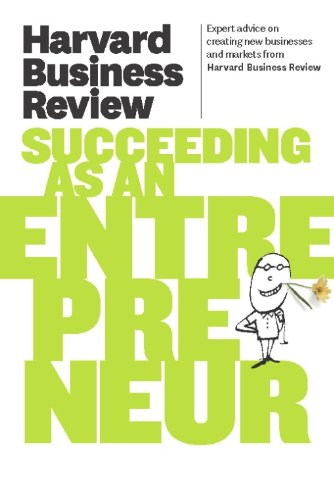 Amazon harvard business review on succeeding as an entrepreneur harvard business review on succeeding as an entrepreneur harvard business review paperback series by fandeluxe Gallery