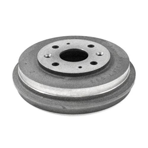 Mazda Protege Brake Drum - DuraGo BD80006 Rear Floating Brake Drum