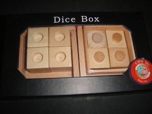 【激安セール】 Dice Box Box B0068FH20C Dice B0068FH20C, 小坂井町:60feff05 --- cliente.opweb0005.servidorwebfacil.com