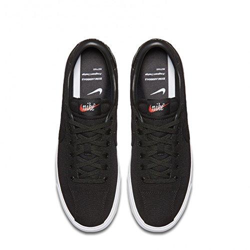 Nike - Zapatillas de Tela para hombre negro negro / blanco