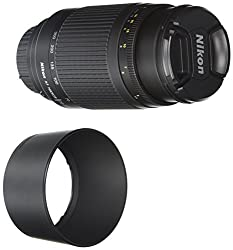 Nikon 70-300 Mm F4-5.6g Zoom Lens With Auto Focus For Nikon Dslr Cameras
