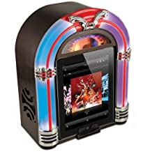 ION Jukebox Retro Wireless Speaker for iPad and iPhone (30-pin)