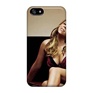 New Design Shatterproof YZhoN3605hzvcK Case For Iphone 5/5s (celebrity Mariah Carey)