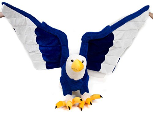 hanging-giant-bald-eagle-plush-stuffed-animal-blue