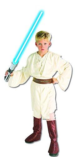 Deluxe Obi Wan Kenobi Child Costume (Disney Star Wars Obi-Wan Deluxe Child Costume Medium)