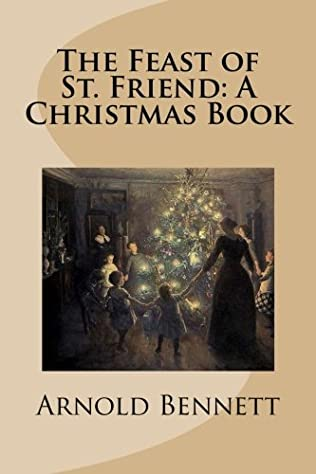 book cover of The Feast of St Friend