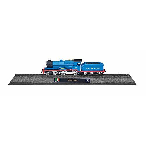UK British Train N-Scale Model Replica - Class V Steam Lo...
