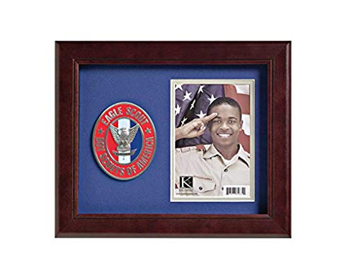 """flag connections 8""""x10"""" Eagle Scout Picture Frame for sale  Delivered anywhere in USA"""