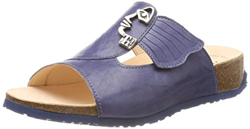 Think! Womens Mizzi 82351 Jeans Leather Sandals 41 ()