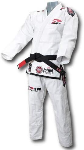 ISAMI(イサミ) RIZIN 柔術衣 スタンダードモデル RZ-008 A1サイズ ヒゴワンタオル付き