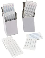 Ear Nose Piercing Needles - CINRA Tattoo Supply Mix...