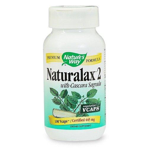 Природы Путь Naturalax2, 100 Vcaps (в упаковке 2)