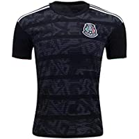 RJHNcase Mens Mexico National Team 2019 Home Jerseys Black