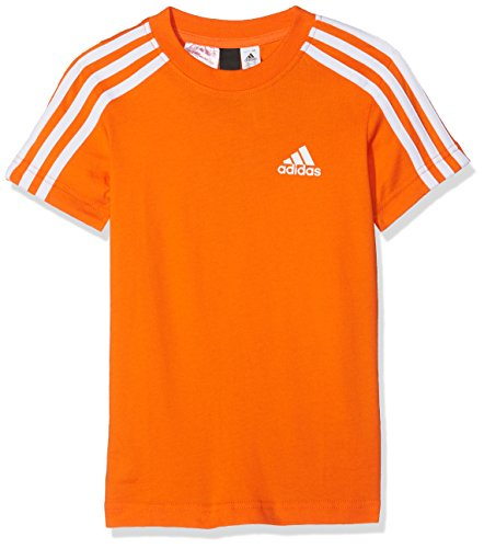 Adidas Arancione Bianco Accappatoio Unisex streifen Bambini 3 xrwZTqxXH