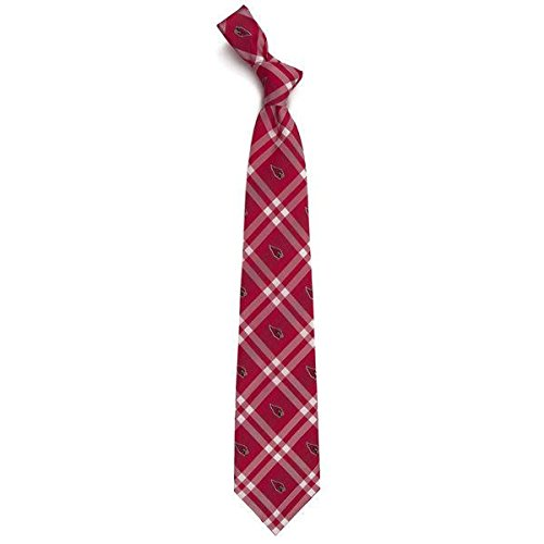 - Eagles Wings NFL Arizona Cardinals Men's Woven Polyester Rhodes Necktie, One Size, Multicolor