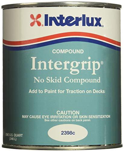 - Interlux Y2398C/QT Intergrip No Skid Compound - Quart, 32. Fluid_Ounces
