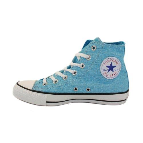 Sneaker Neon CT Hi Wash Donna Blue Converse xqfwaZw
