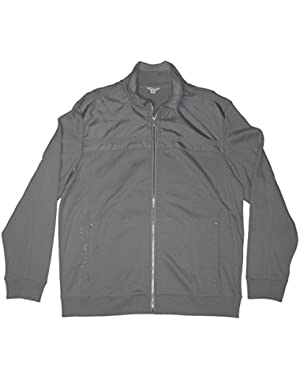 Calvin Klein Men's Outerspace Lifestyle Jacket, Size XL, Grey