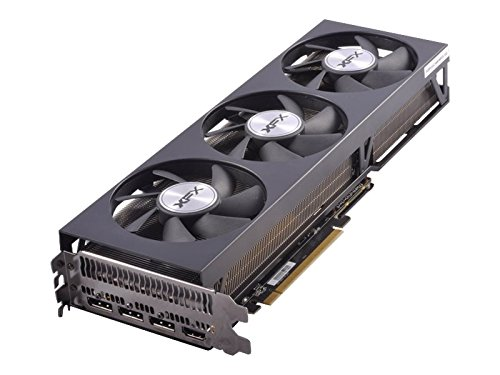 Video Card Graphics Cards - XFX R9-FURY-4TF9